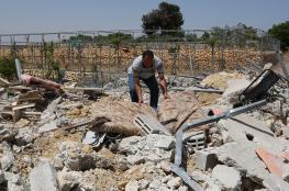 الاتحاد الاوروبي يعبر عن قلقه من عمليات الهدم الاسرائيلية