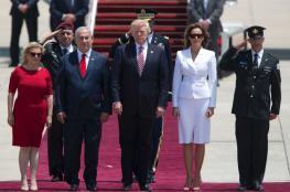 اسرائيل وادارة ترامب في سباق مع الزمن بشأن القائمة المخزية