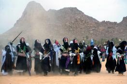 """اكتشاف مقابر """"أسلاف الطوارق"""" تعود لآلاف السنين بصحراء ليبيا"""