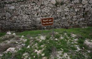 نابلس - موقع تل بلاطة المعروف باسم شكيم