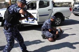 الشرطة تضبط مواد مخدرة وتعتقل مشتبها به في جنين