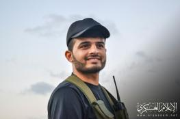 القسام تكشف جانباً من حياة الشهيد حامد الخضري