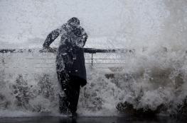 حالة الطقس : المنخفض القطبي مستمر والأرصاد تحذر