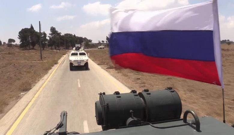 الشرطة الروسية تنتشر بالمنطقة العازلة في الجولان