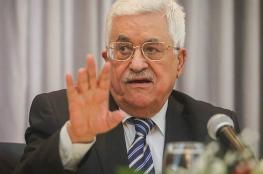 """الرئيس يدعو اوروبا لاتخاذ موقف حازم من """"اسرائيل """""""