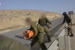 مستعربون يطاردون عمال فلسطينيين من الخليل