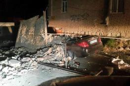 30 قتيلا في ايران و 6 في العراق و175 جريحا إثر الهزة الأرضية