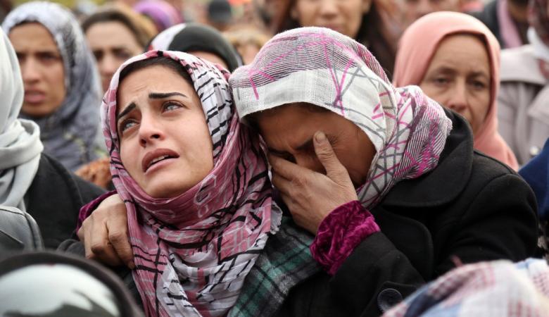 التحالف الدولي يقتل 40 مدنيا سورياً  معظمهم من النساء والأطفال