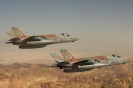 """لماذا لم تستخدم اسرائيل طائرات """" F35 """" في الهجمات الاخيرة على سوريا ؟"""