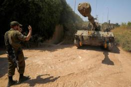 الجيش الاسرائيلي يبقي على حالة التاهب القصوى مع لبنان