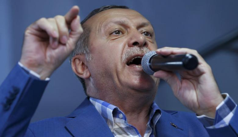 أردوغان : أميركا تخطط لانقلاب سياسي لضرب تركيا