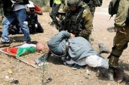 """الاحتلال يعتقل المسن """"خيري حنوان """" شرق طولكرم"""