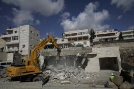 العليا الاسرائيلية ترفض بحث قرار  هدم 16 بناية سكنية فلسطينية