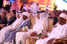 بعد السعودية ...قطر تبعث برسالة الى الرئيس السوداني