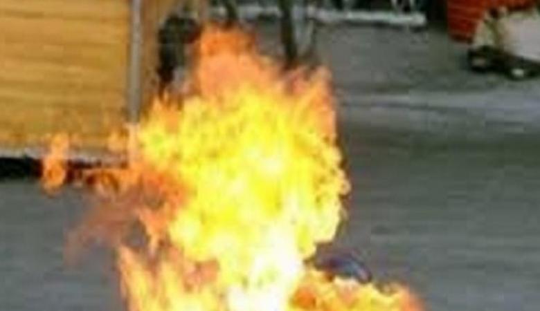 طفل مصري يشعل النار في زميله ويتسبب بمقتله
