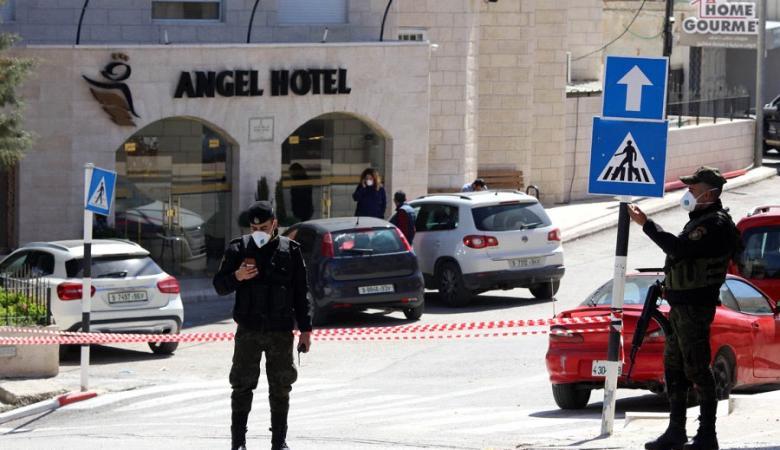المحافظات الفلسطينية الأعلى تسجيلاً لإصابات كورونا
