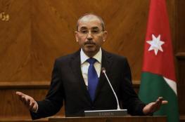 الاردن : استمرار الصراع خطر على المنطقة برمتها