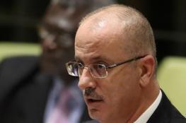 الحكومة : لم نتمكن بشكل فعلي في قطاع غزة
