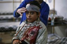 """مقتل """"39"""" مدنياً سورياً في هجمات للنظام  في خمسة أيام"""