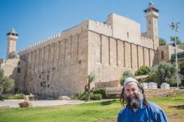 """فتح في الخليل تنظم وقفة امام الحرم الابراهيمي رفضاً لقرار """"اسرائيل """""""