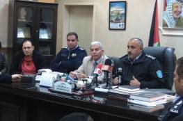 القبض على أكبر تاجر مخدرات في نابلس