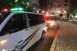 الوقائي يحبط محاولة هروب شخص من الحجر في رام الله