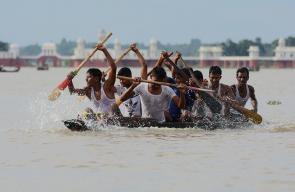 السيول والفيضانات في الهند تحصد أرواح أكثر من 450 شخصاً