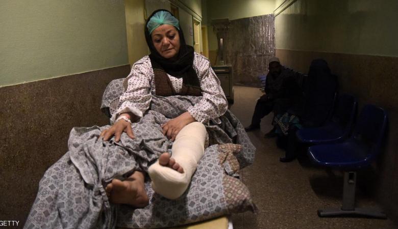 جراحات أقل للنساء في مناطق الصراع (دراسة)
