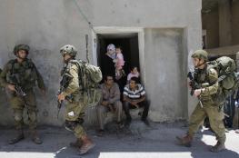 الاحتلال يفجر منزلاً في مخيم الدهيشة جنوب شرق بيت لحم