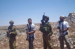 """التحذير من جرائم  قد يرتكبها مستوطنو """"يتسهار"""" جنوب نابلس بحق الفلسطينيين"""