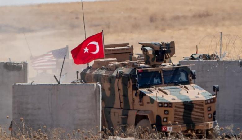 بدء العملية العسكرية التركية في شمال شرق سوريا