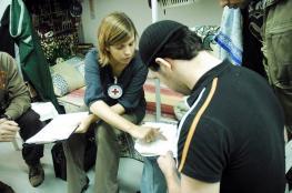 الصليب الأحمر: الأسرى المضربون دخلوا مرحلة حرجة