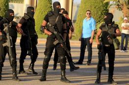 مصر ترفع حالة التأهب الأمنية الى القصوى