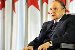 """الرئيس الجزائري : المجزرة الاسرائيلية في غزة """"جريمة نكراء """""""