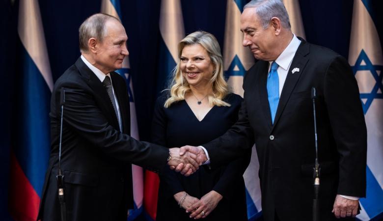 """بوتين : زيارتي الى """"اسرائيل """" لتعزيز العلاقة الثنائية"""