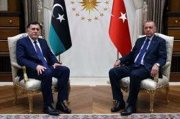 تركيا : اردوغان يزور طرابلس الليبية قريباً