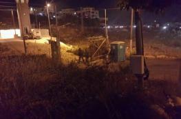 """الاحتلال يزعم تعرض دورية عسكرية لإطلاق نار قرب """"بيت إيل"""""""