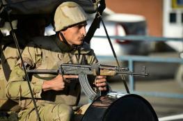 """الجيش المصري يحبط """"عملية كبيرة لتنظيم ولاية سيناء """""""