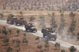 الجيش التركي يقيم 14 نقطة آمنة في ادلب السورية