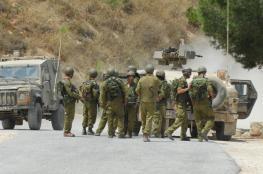 الجيش الاسرائيلي يستعد لفرض منع التجوال الشامل
