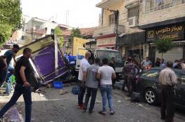 انفجار مطعم في رام الله والدفاع المدني يوضح