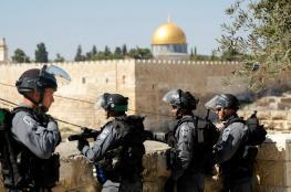 اسرائيل تشترط تزوديها بأسماء حراس الأقصى المنوي تعيينهم