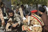 11 قتيلا في هجوم على الحرس الثوري الايراني