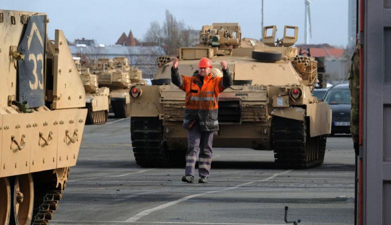 ترامب يسحب آلاف الجنود الامريكيين من المانيا
