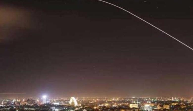 اسرائيل تقصف سوريا فجر اليوم