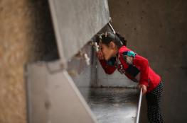 نسبة تلوث المياه في قطاع غزة تصل 98%!