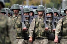 وصول الدفعة السادسة من القوات التركية الى قطر