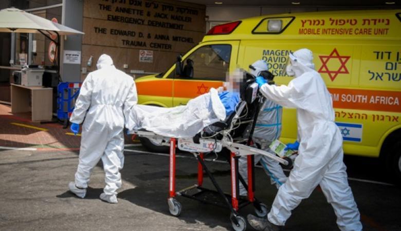 """7700 إصابة جديدة بكورونا في """"إسرائيل"""""""