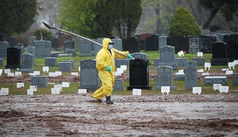 وفاة كل 16 ثانية.. احصائيات مرعبة لوفيات كورونا حول العالم