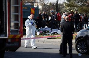 مقتل 4 جنود اسرائيليين في عملية دهس بالقدس